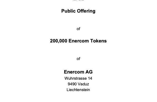 Nachtrag Nr.1_Prospectus_Enercom AG_KI